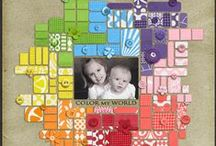 Scrapbooking / by Gillian Wright