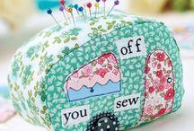 Sew What?! / by Liz Hofacker (Vallis)