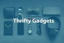Thrifty Gadgets / Looking for the latest electronics but don't want to spend too much? We'll show you the best thrifty gadgets out there! / by Cheapism.com