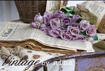 Shabby Chic, French Provincial & Country Life / No Winter lasts forever,no Spring skips her turn......... / by Heather Downunder
