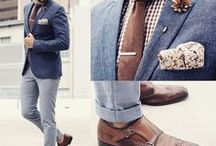 Fashion for men 40 plus / Great style for the man over 40