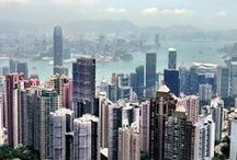 Hong Kong / Hotspots and things not to miss while I will be there on exchange
