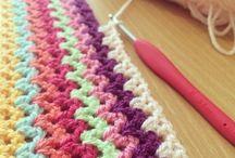 Knit & Crochet / by Liz Hofacker (Vallis)
