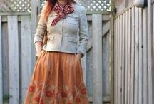 Spring Summer Fashion Outfit Ideas For Women 40 Plus / Outfits and ideas for Spring and Summer for woman over 40