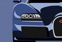 Bugatti Veyron / by John Van Huizen