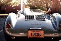 Porsche 550 / by John Van Huizen
