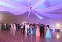 Homecomings & Proms