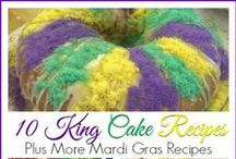 Mardi Gras Ideas / Mardi Gras Party, Mardi Gras Food, Mardi Gras Party Ideas, Mardi Gras Ideas / by Cast Iron & Wine