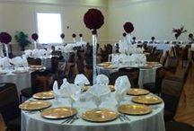 Wedding Reception June 15, 2013 / Wedding reception for 200 guests in The Regent's ballroom