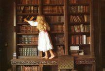 Of Books & Writing / by MJ LeBlanc