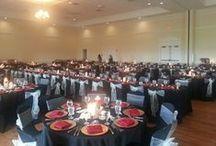 September 14, 2013 Wedding Ceremony & Reception / 250 guest wedding ceremony & reception at The Regent.