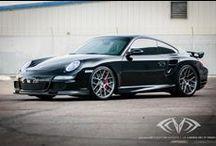 Porsche / by D.C. Akers