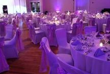 October 27, 2013 Wedding Reception  / Wedding reception for 350 guests in the grand ballroom.