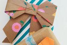 ROCKSTAR Wrap up / prettiest gifts!