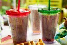 Healthy Food and Drinks  / by Kaylee Hebert