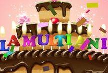 Felicitari La multi ani / Felicitari virtuale pentru a trimite o urare de La multi ani oricui si oricand!