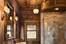 All things log homes / by Elizabeth F