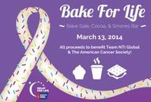 Relay For Life Team NTI Global / Relay For Life Team NTI Global. Fundraising Efforts 2014!