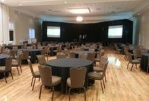 Corporate Events at The Regent / Corporate events 50-500 guests in our ballroom!