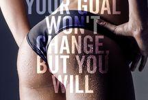 Motivasjon, trening og sånt