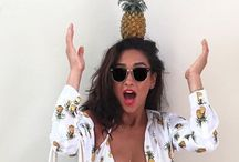 Shay Mitchell / We all have those women crushes and one of mine is the beautiful Shay Mitchell who plays Emily in Pretty Little Liars