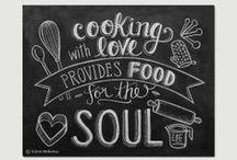 Food quotes / Quotes over eten en koken!