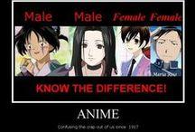 Anime Gags