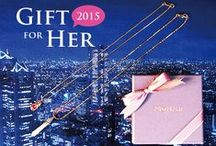 Gift for Her 2015 / MONAD's holiday gift ideas for yourself and your loved ones.