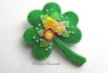 ♣♣  Irish ~ cards & crafts  ♣♣  / by Debbie Brown
