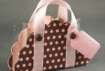 ♥ treat ~ bags, holders & toppers / by Debbie Brown