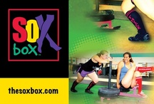 Knee High Socks (Crossfit) / www.TheSoxBox.com