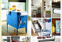 KITCHEN / ORGANIZATION / by Bonnie Stachon