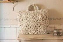Crochet Bag, Purse