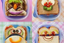 CUTE FOOD / by Bonnie Stachon