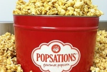 Simply...POPsational! / by Popsations Popcorn Company