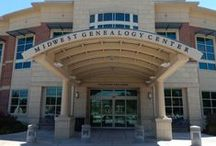 Tour de Virtuel / Take a virtual tour around MGC! / by Midwest Genealogy Center