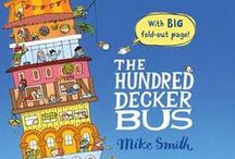 Transport picture books / Picture books about transport