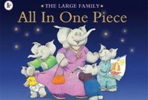 Family Picture Books / Picture books about family and family relationships