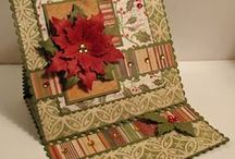 Christmas cards - Poinsettias / by Margaret