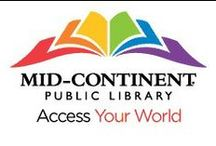 Our Mother Ship / Links to information about Mid-Continent Public Library / by Midwest Genealogy Center