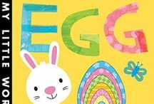 Easter and Spring picture books and crafts / Picture books, crafts and learning activities for Easter and spring. Includes our favourite bunny and egg books.