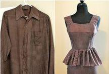 Clothes: refashion