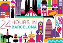 Barcelona / Inspo for a Barcelona trip