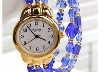 Jewellery: timepieces