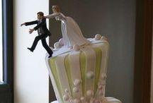 Wacky Wedding Cakes