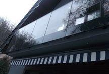 balustrada - Tyniec / Ogrody zimowe, oranżerie , werandy przeszklenia, wintergarden, conservatory    www.alpinadesign.pl