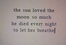 quotes & sayings / mostly sad quotes xo