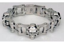 Skull Bracelets / Wide range of Skull Bracelets Jewelry products