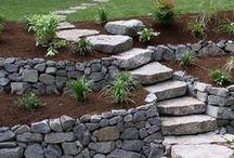 Gartenideen / ideas for gardening / Gartengestaltung und Ideen für Neugestaltung.