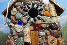 Basteln u. dekorieren /  make your own decoration / Bastel und Dekoideen fürmein cooles zu Hause.